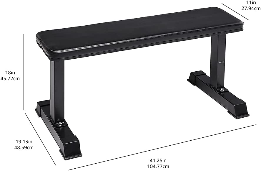 Commercial Flat Weight Bench 13