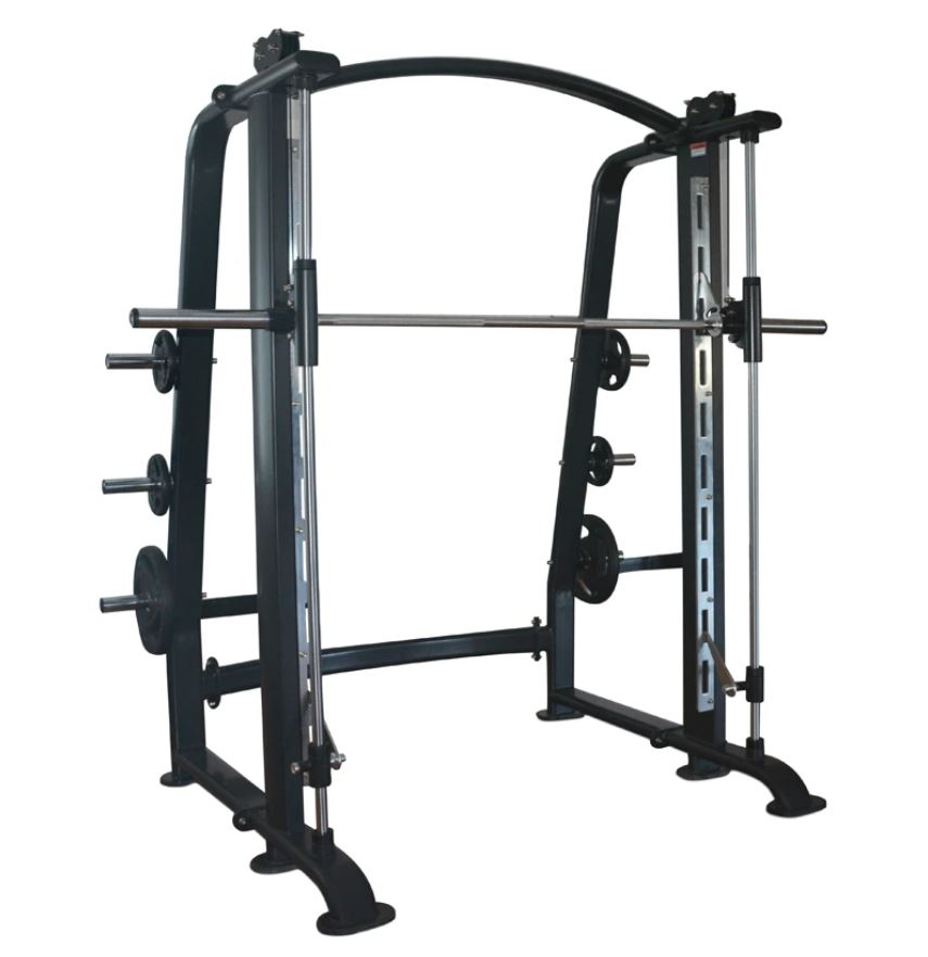 Smith Machine with Cable Crossover 14
