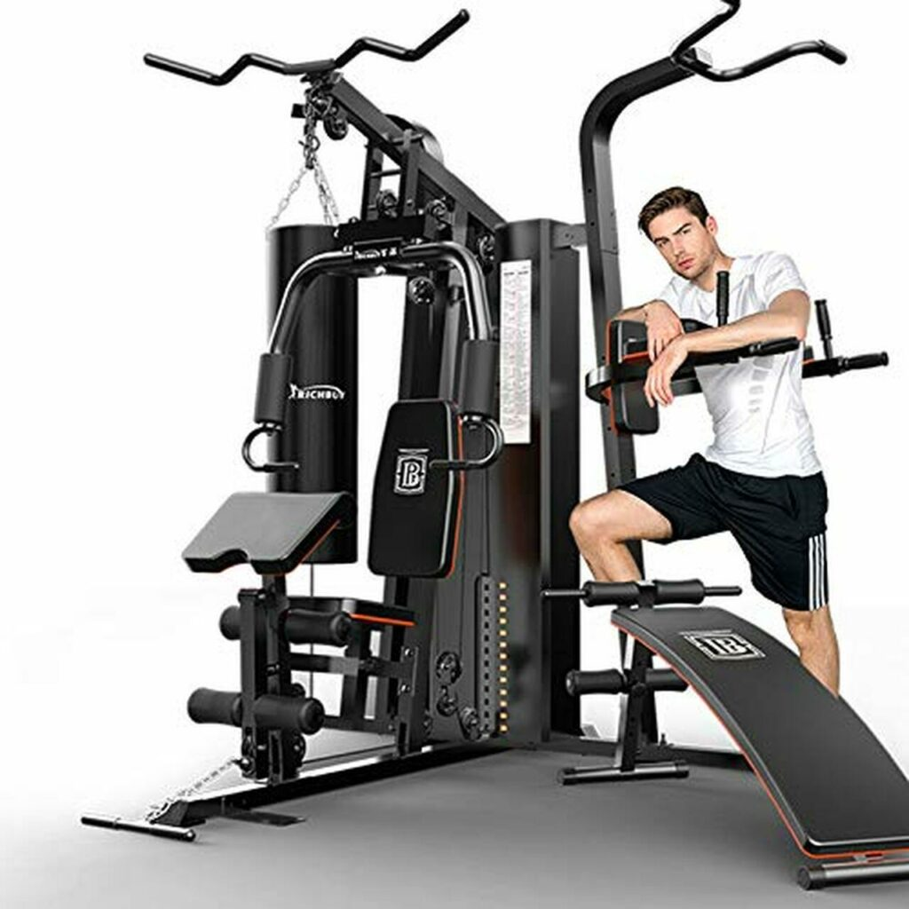 Commercial Multi-Station Gym Equipment 14