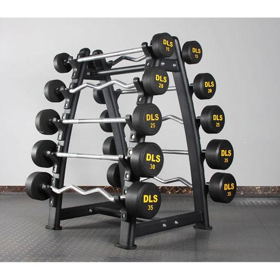 Gym Accessory Storage Rack 18