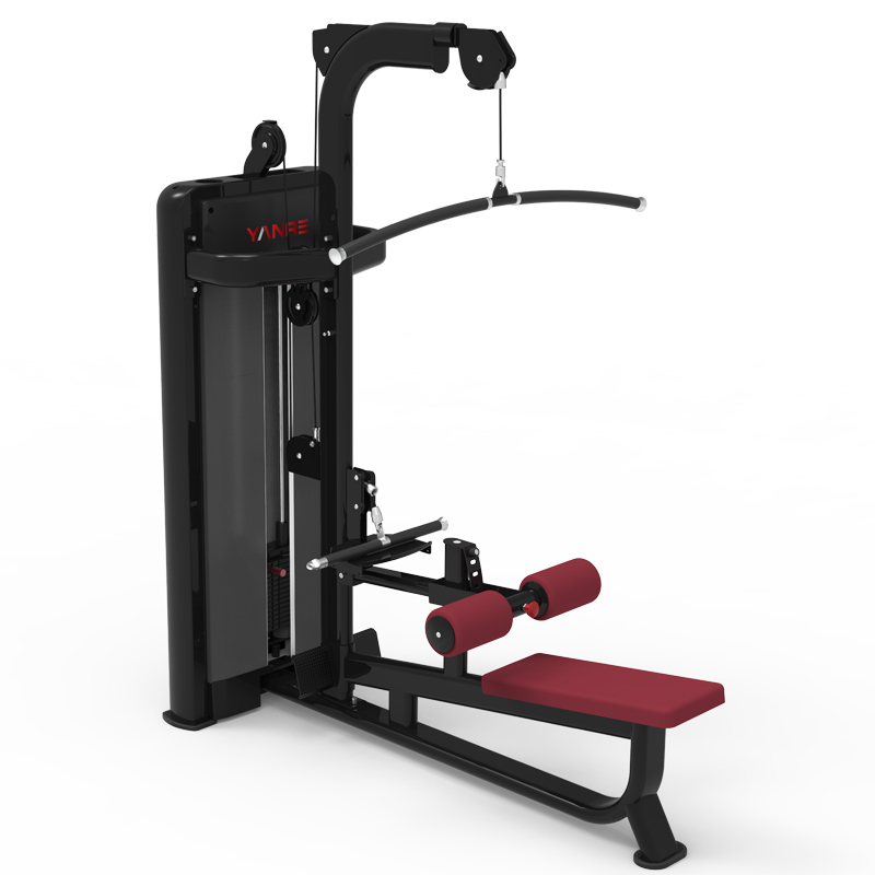 Commercial Lat Pulldown Machine 13