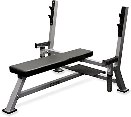 Commercial Flat Weight Bench 14