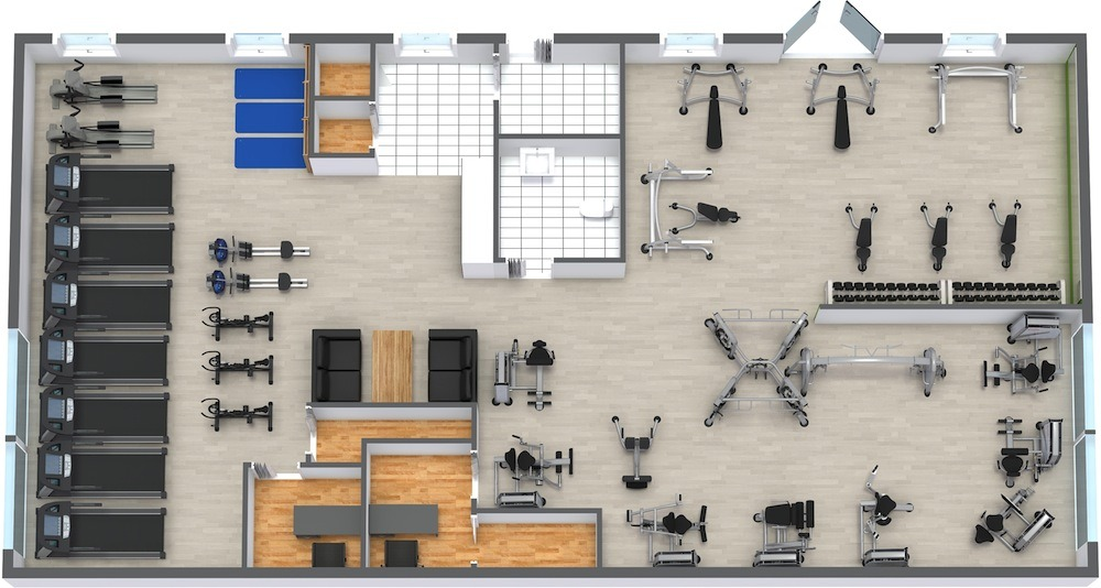 A Simple Guide to Creating a Small Gym Layout 6