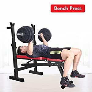 Hydraulic Bench Press Machine 9