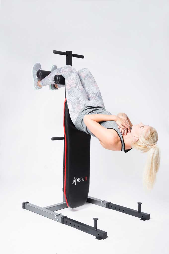 Commercial Sit Up Bench 12