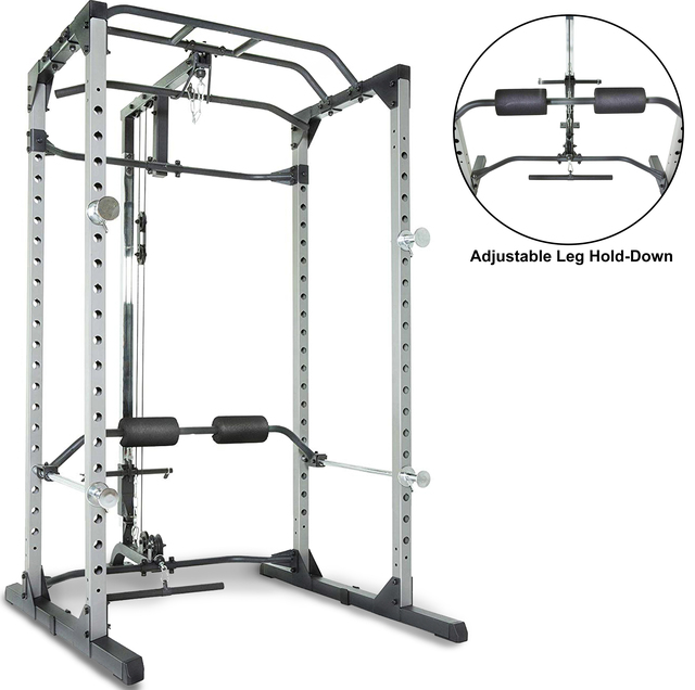 Commercial Lat Pulldown Machine 14