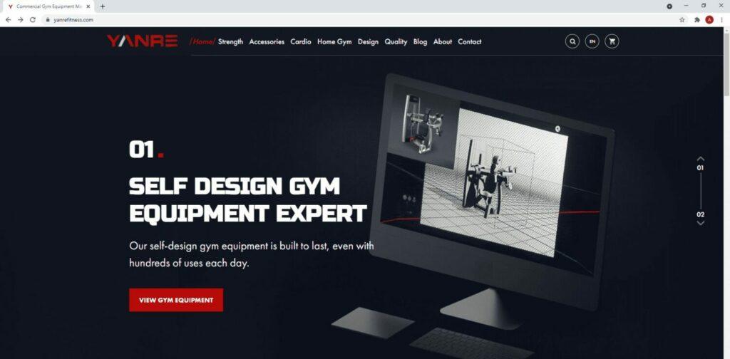 Gym Machines Manufacturer 19