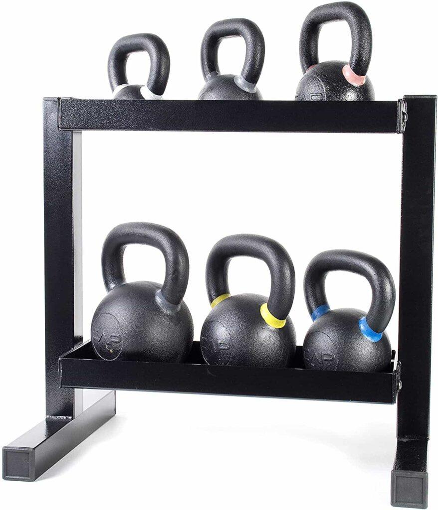 Gym Accessory Storage Rack 19
