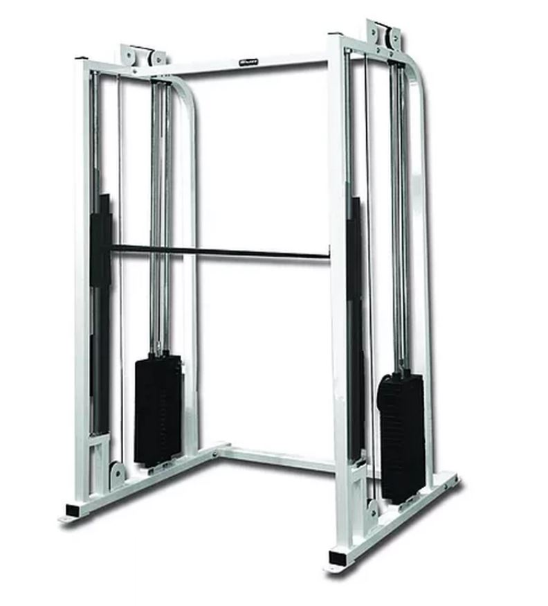 Smith Machine with Cable Crossover 16