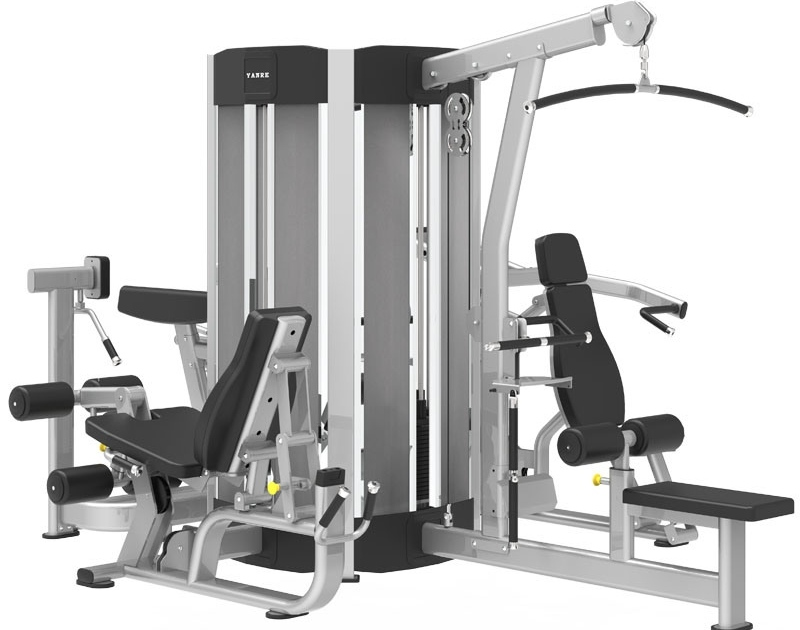 Commercial Multi-Station Gym Equipment 16
