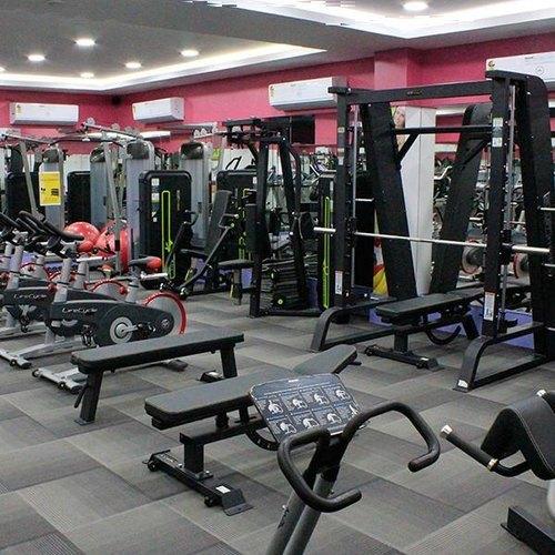 5 Station Gym Equipment 17