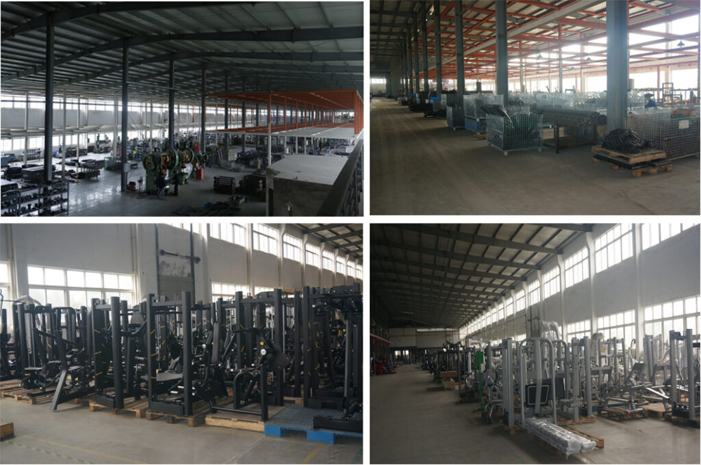 Commercial Multi-Station Gym Equipment 17
