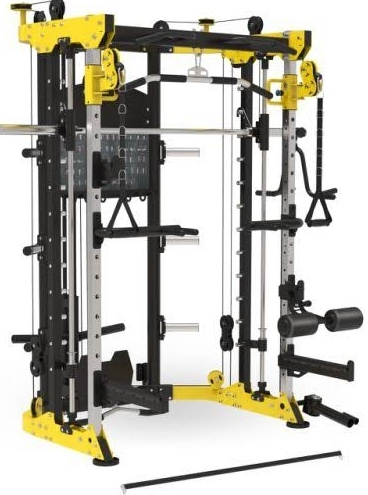 Commercial Multi-Station Gym Equipment 18