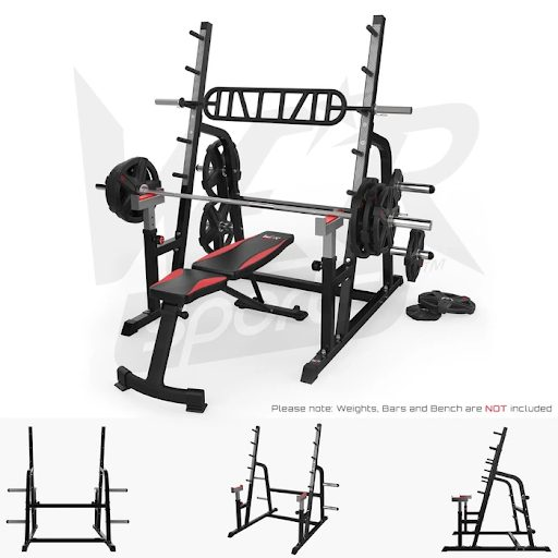 Commercial Bench Press Rack 15