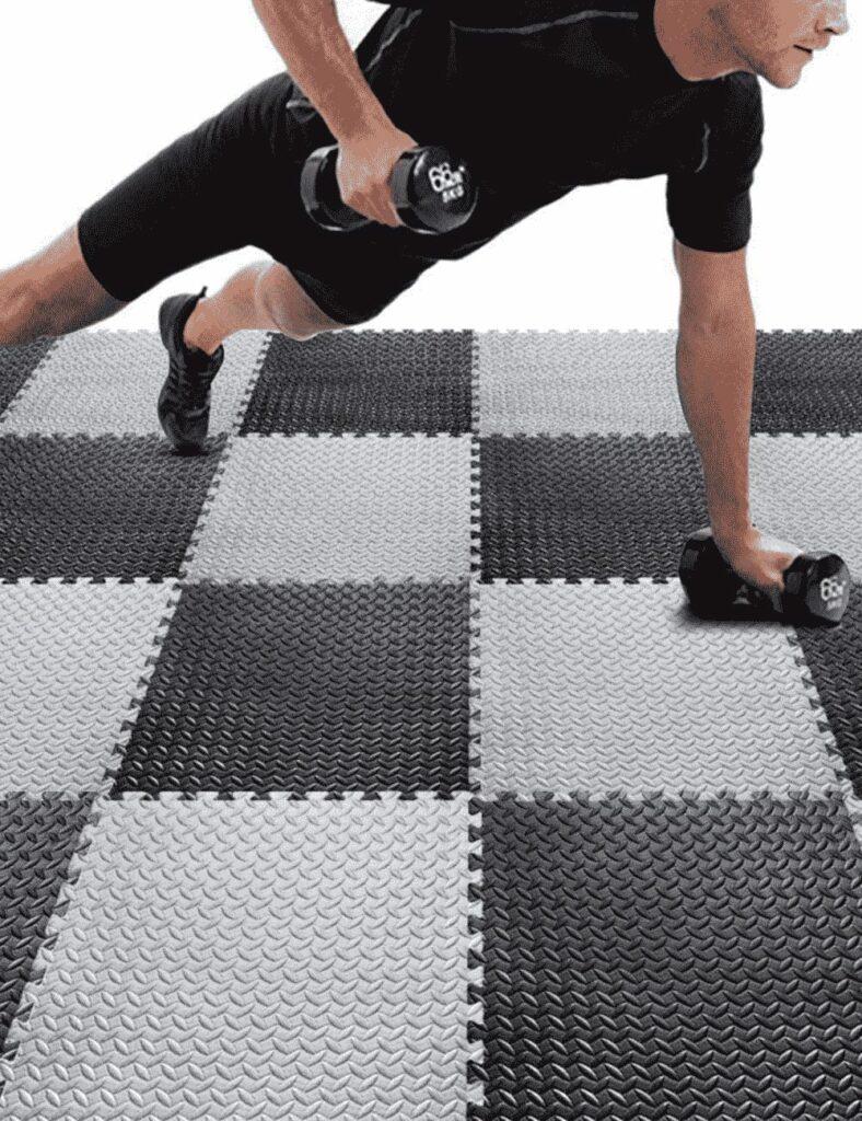 Wholesale Foam Exercise Mats 22