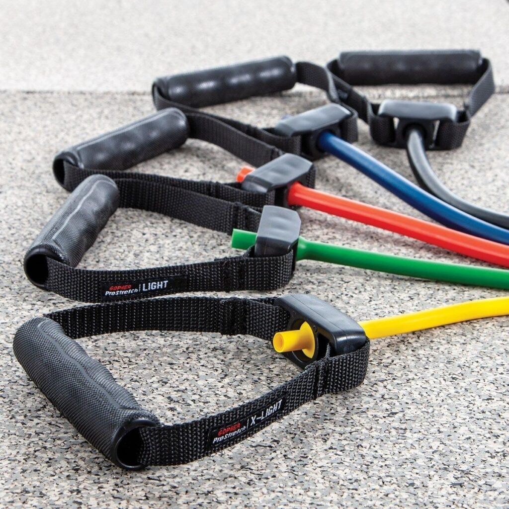 Wholesale Latex Resistance Bands 16