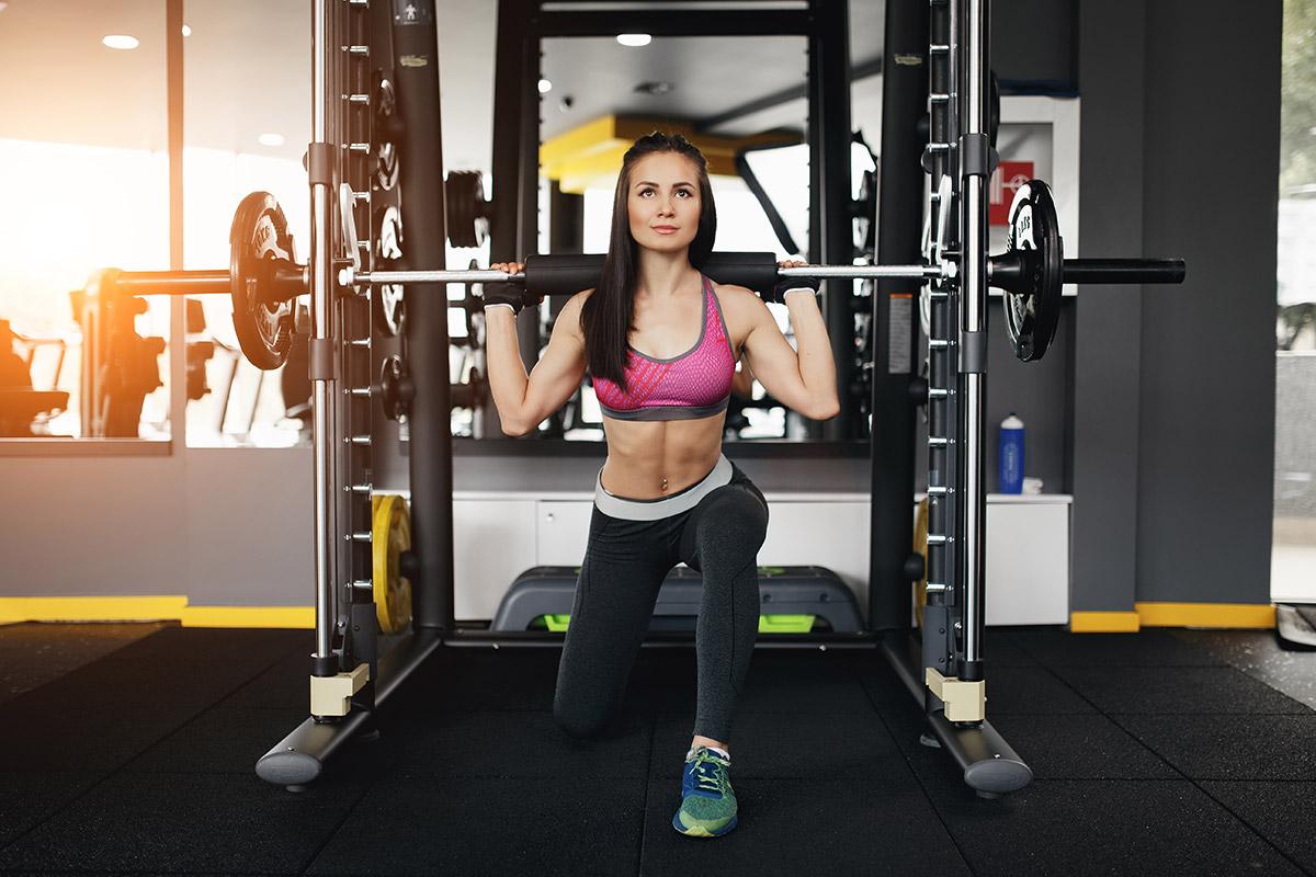 Die besten kommerziellen SMITH-MASCHINEN, um Ihr Fitnessstudio in diesem Jahr 2021 aufzupumpen! 8