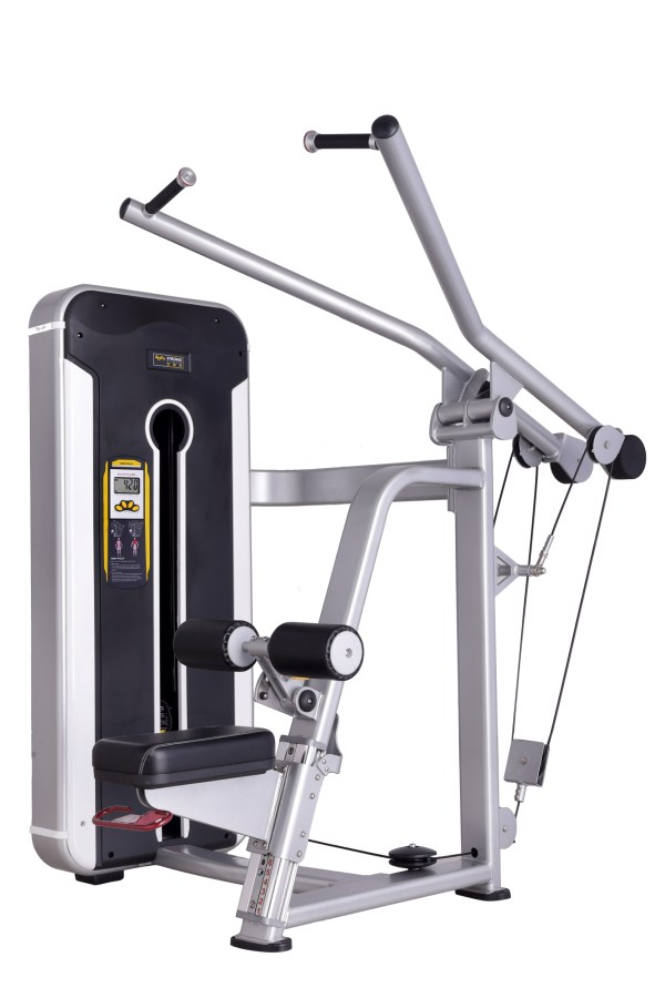 Commercial Lat Pulldown Machine You Can Trust 10