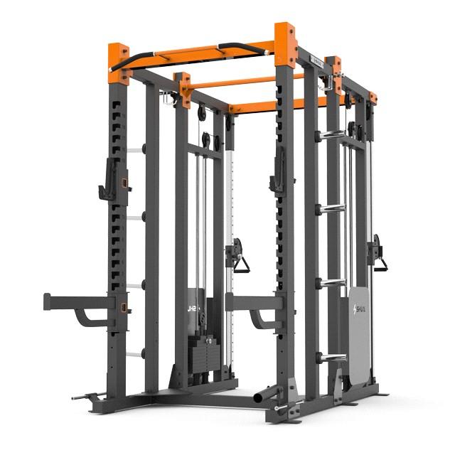 Commercial Power Rack Brands for Your Fitness Center 10