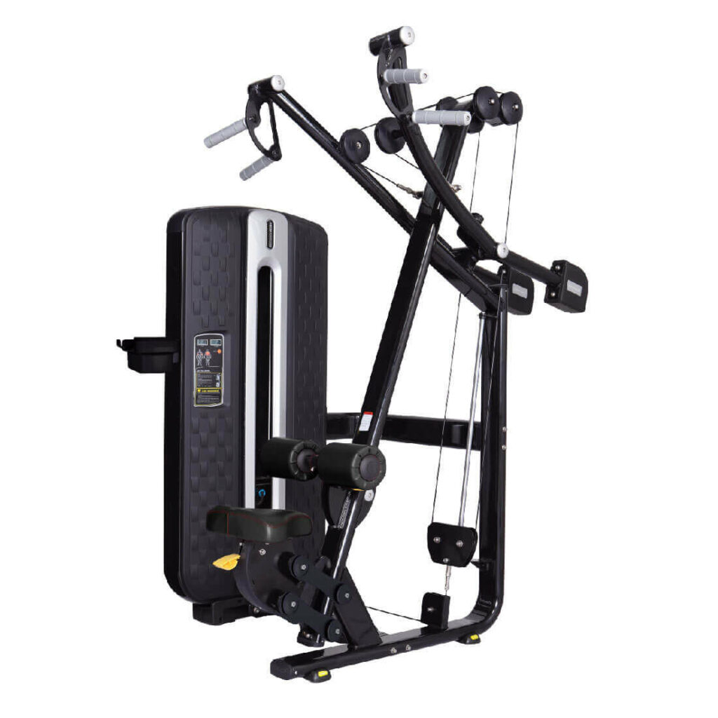 Commercial Lat Pulldown Machine You Can Trust 11