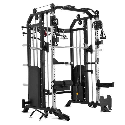 Commercial Power Rack Brands for Your Fitness Center 11