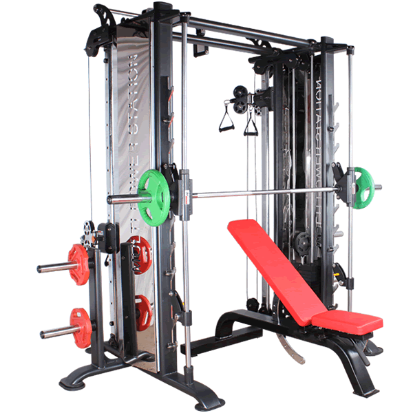 The Best Commercial SMITH MACHINES to Pump Up Your Gym This 2021! 11