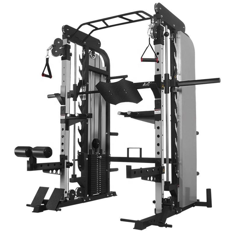 Commercial Power Rack Brands for Your Fitness Center 15