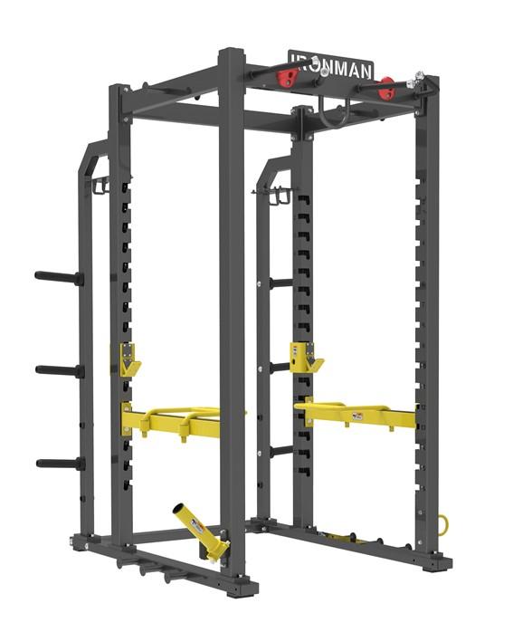 Commercial Power Rack Brands for Your Fitness Center 16
