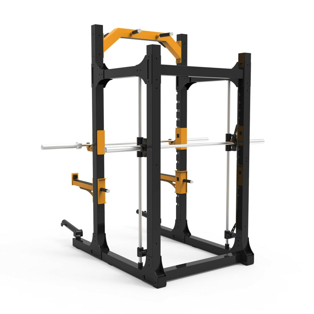 Commercial Power Rack Brands for Your Fitness Center 17