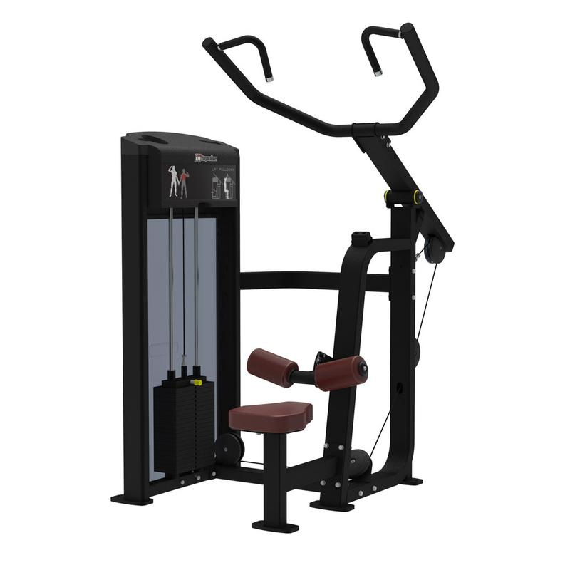 Commercial Lat Pulldown Machine You Can Trust 2