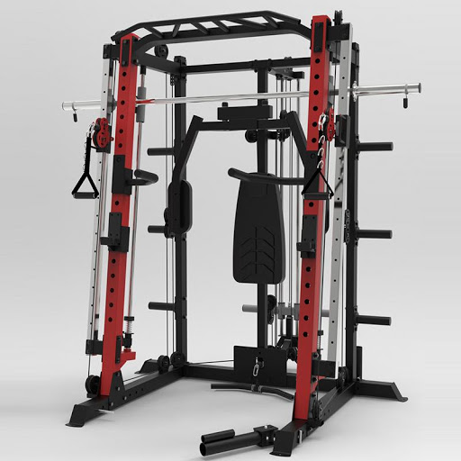 The Best Commercial SMITH MACHINES to Pump Up Your Gym This 2021! 2