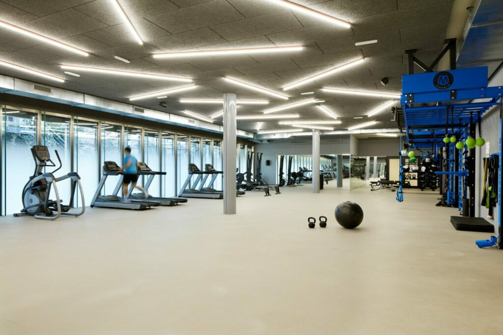 The ABC's of Commercial Gym Setup 4