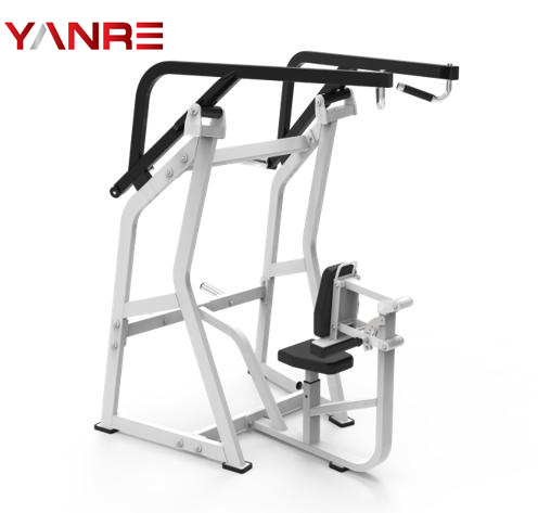 Commercial Lat Pulldown Machine You Can Trust 4