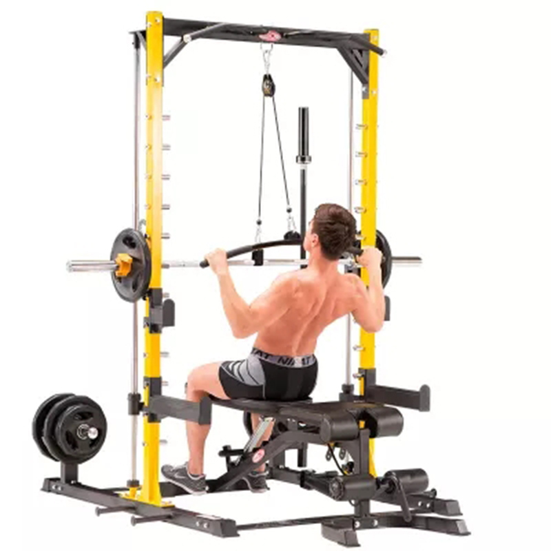The Best Commercial SMITH MACHINES to Pump Up Your Gym This 2021! 4