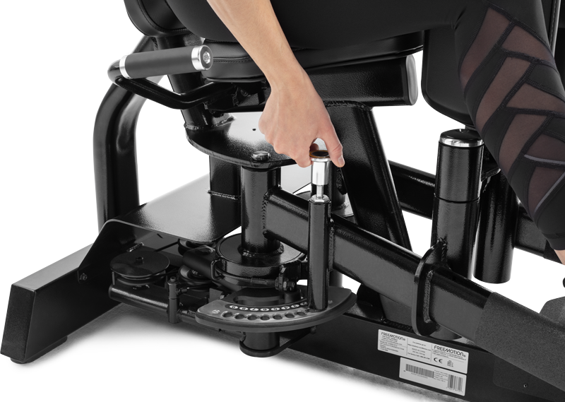 Abductor Machine 13