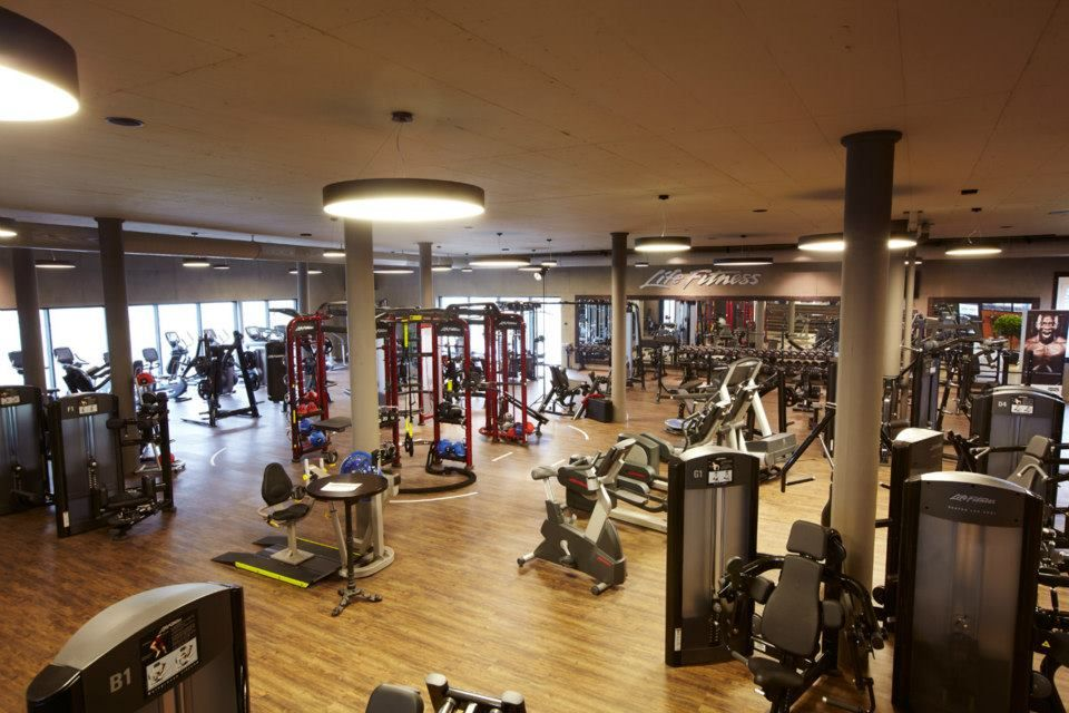 The ABC's of Commercial Gym Setup 5