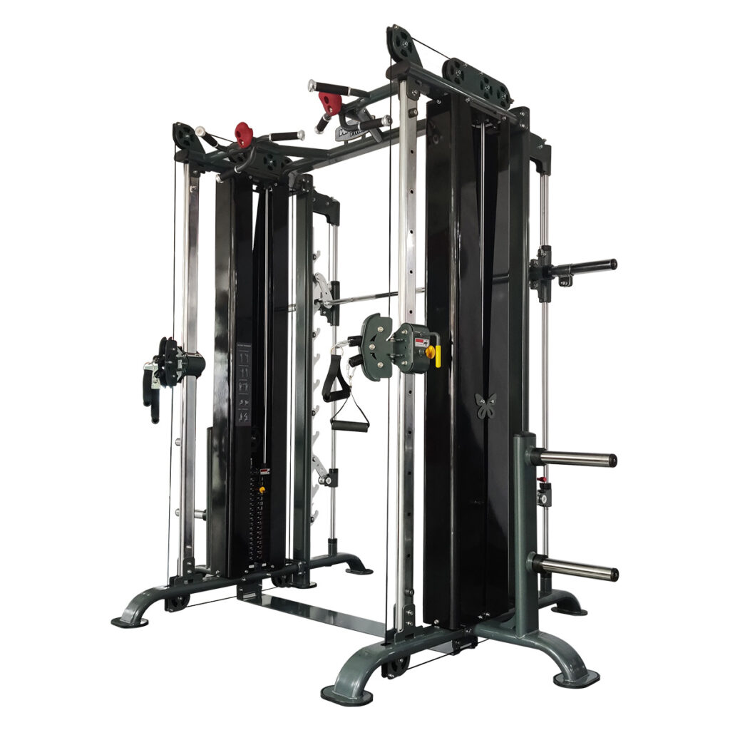 The Best Commercial SMITH MACHINES to Pump Up Your Gym This 2021! 6