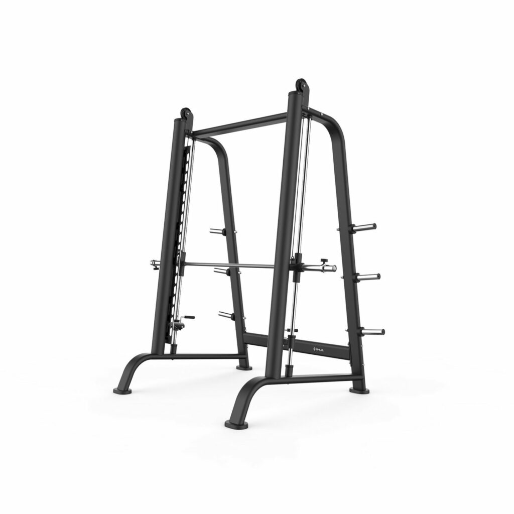 The Best Commercial SMITH MACHINES to Pump Up Your Gym This 2021! 7