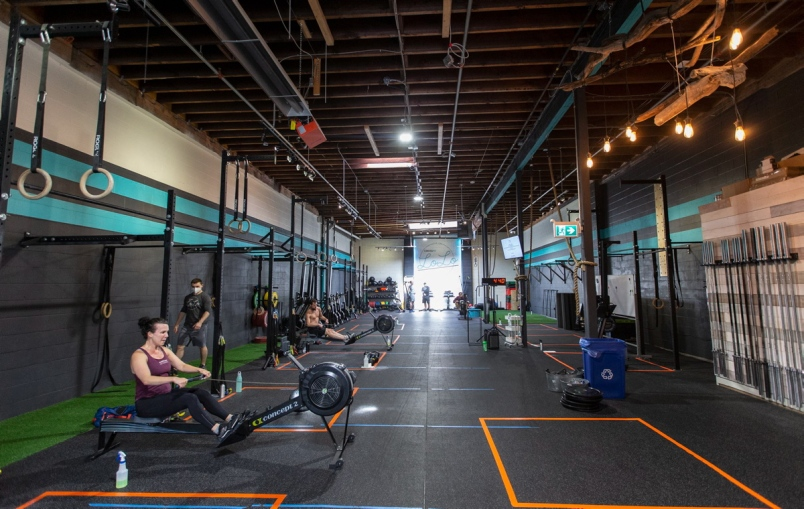 The ABC's of Commercial Gym Setup 8