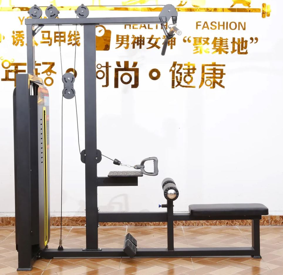 Commercial Lat Pulldown Machine You Can Trust 8