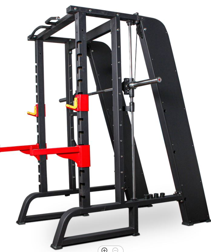 The Best Commercial SMITH MACHINES to Pump Up Your Gym This 2021! 8