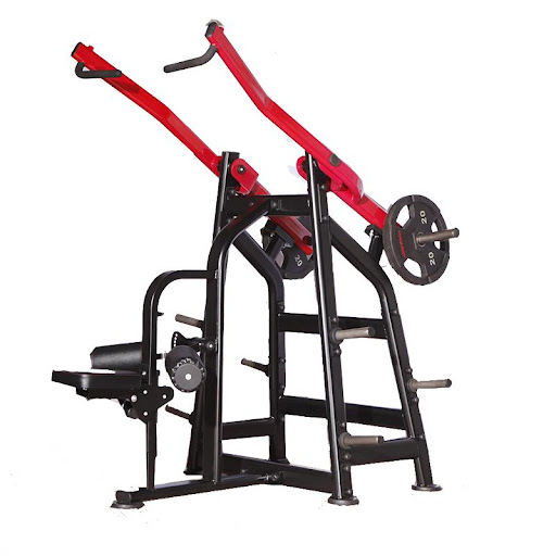 Commercial Lat Pulldown Machine You Can Trust 9