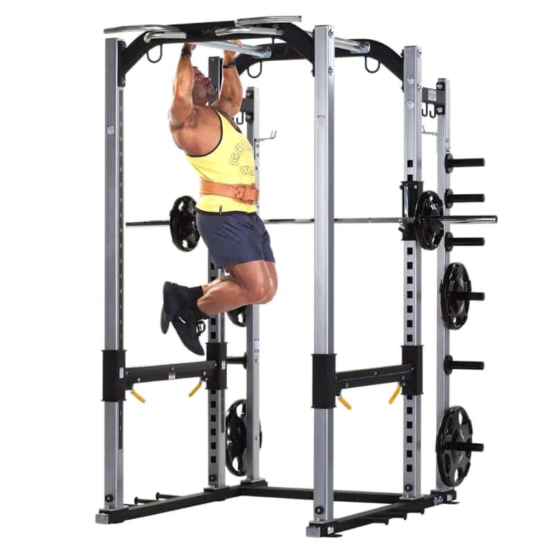 Commercial Power Rack Brands for Your Fitness Center 9