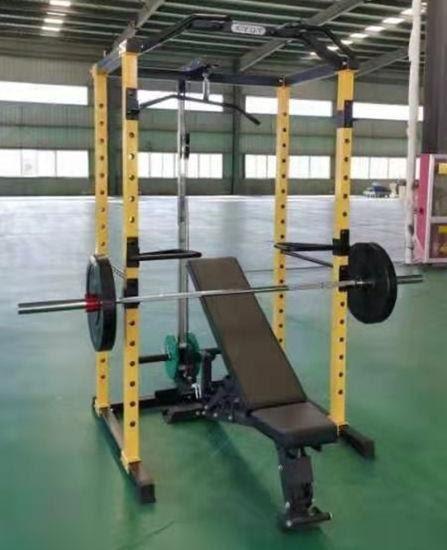 Commercial Power Rack Brands for Your Fitness Center 18
