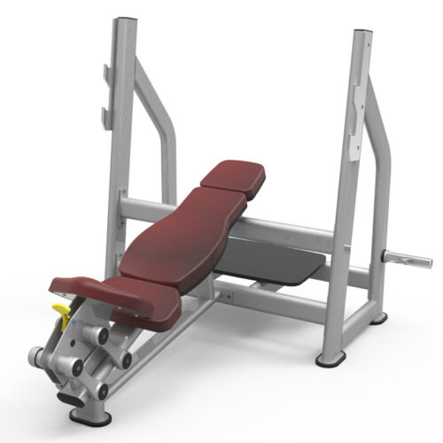 Commercial Olympic Weight Bench 11