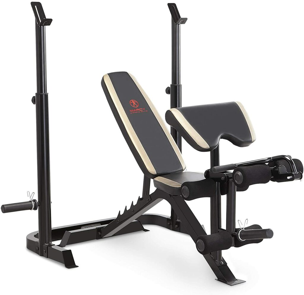 Commercial Olympic Weight Bench 13