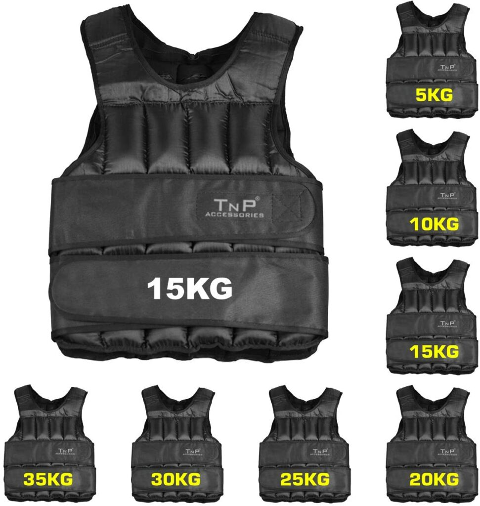 Everything About Custom Weighted Vest 10