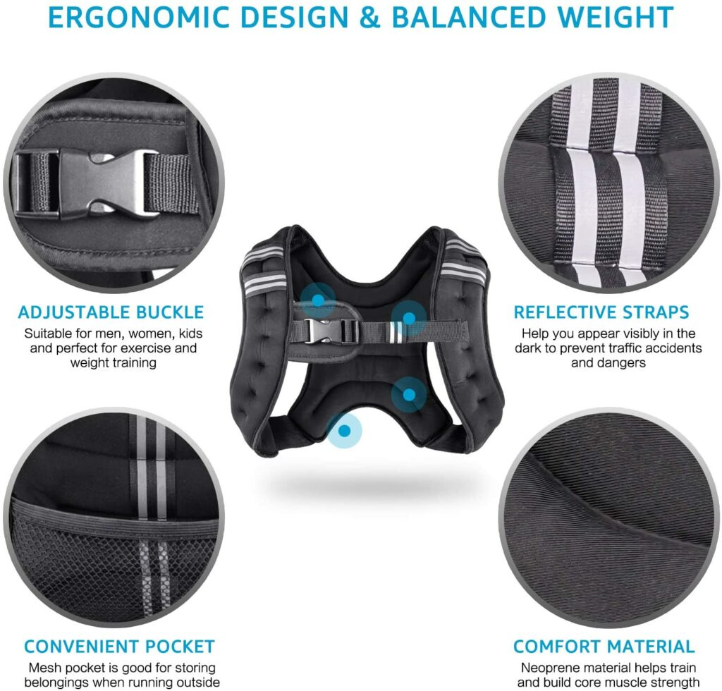 Everything About Custom Weighted Vest 11