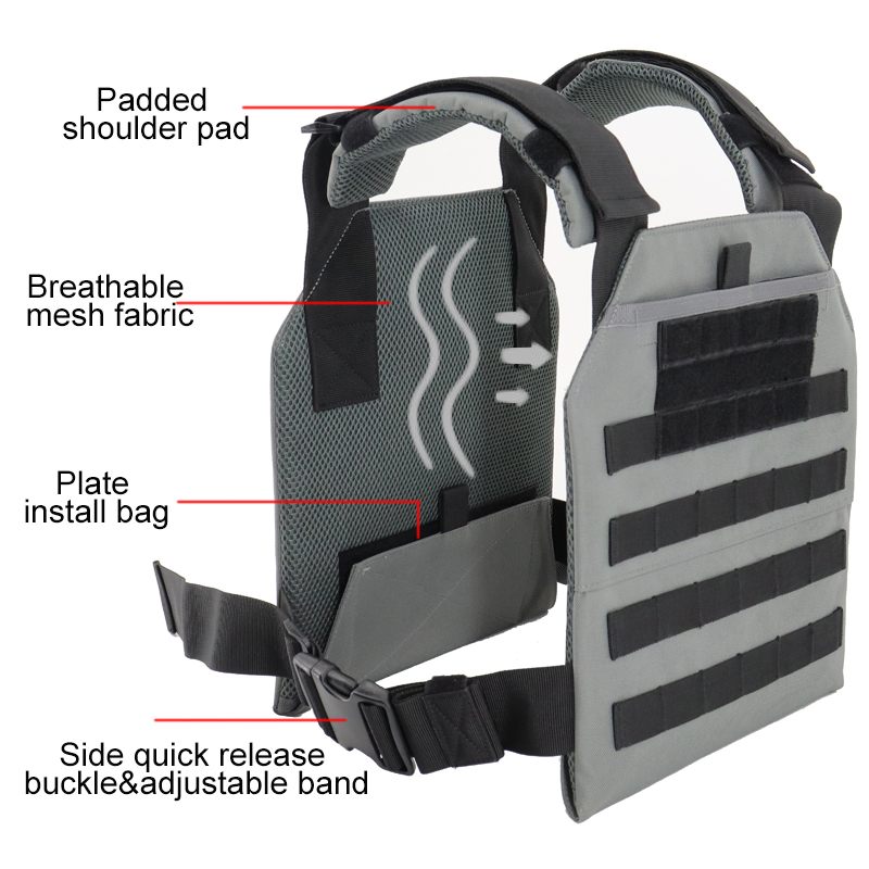 Everything About Custom Weighted Vest 12